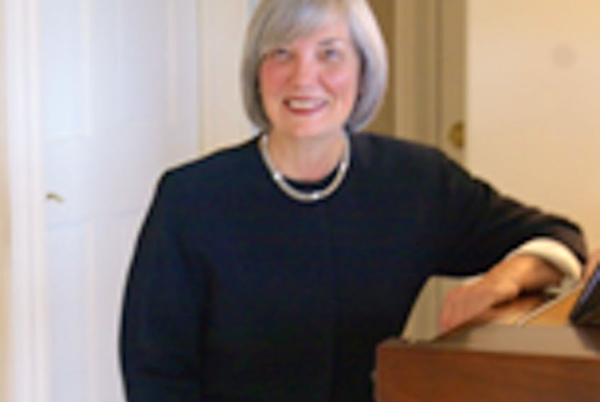 Barbara Butler is one of two Nova Scotians being named to the Order of Canada today.