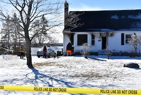 A fire that destroyed a home along Seaview Drive was under investigation on Friday morning. Investigators from the North Sydney Volunteer Fire Department, the Cape Breton Regional Police Service identification unit, and the Fire Marshal's office were on scene.