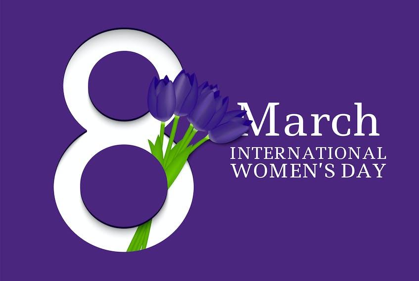 International Women's Day is March 8.