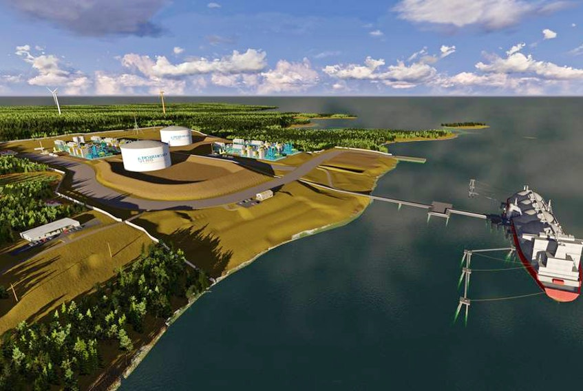 The Bear Paw Pipeline is the sister project of the proposed Bear Head LNG plant in Richmond County.