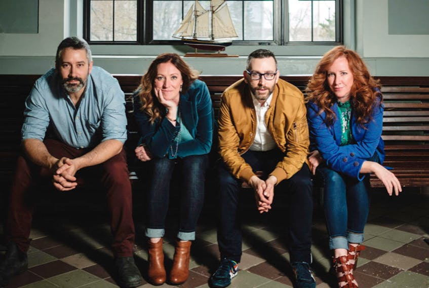 Cape Breton supergroup Beòlach, one of this year's artists-in-residence, will join Gaelic singer Julie Fowlis and fellow artists-in-residence Breabach from Scotland in Causeway Ceilidh, the closing concert of the 2019 Celtic Colours International Festival, Oct. 19 at the Port Hawkesbury Civic Centre. Tickets are available through the Celtic Colours box office. Contributed/Steve Rankin