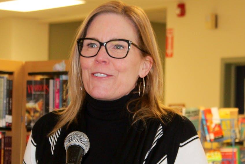 Tara Milburn, Ethical Swag founder.