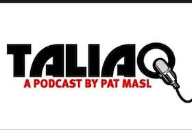 The Taliaq podcast logo