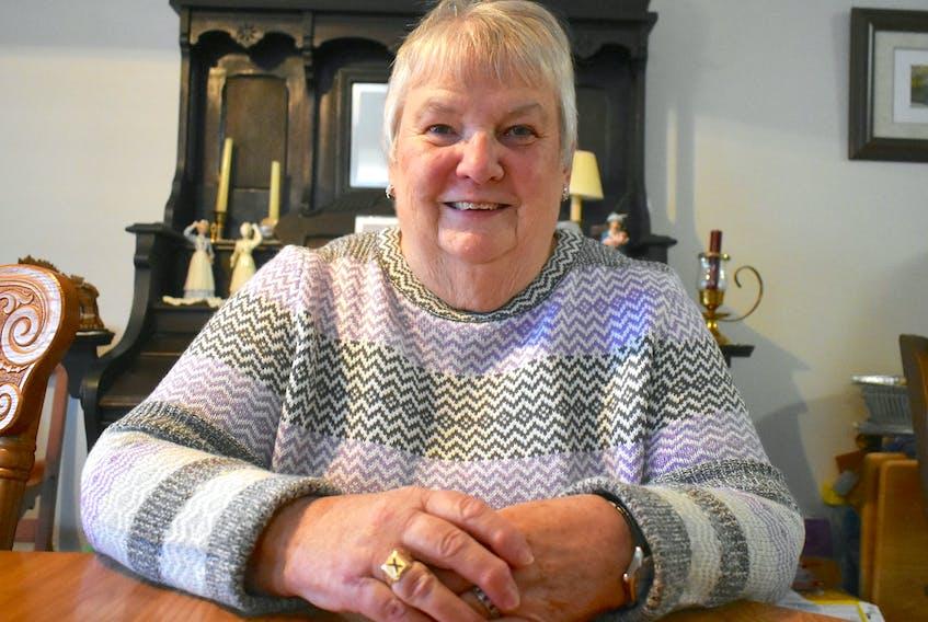 Louise Gillis of Sydney has received CNIB's highest honour.