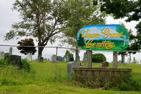 The Union Grove Cemetery has been operating for over 100-years on Catherine Street in Scotchtown. The cemetery is also home to the grave of William Davis, the famous Cape Breton coal miner shot and killed during a coal strike in 1925.