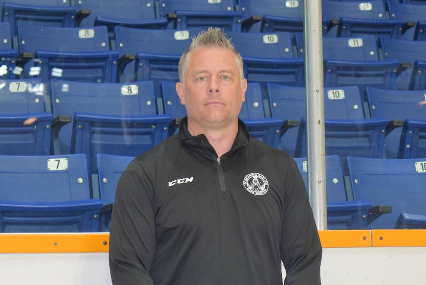 Jake Grimes was named the new head coach of the Cape Breton Screaming Eagles in June. Despite having 15 years of experience as a major junior assistant coach, this will be the first time Grimes has been a head coach in the Canadian Hockey League.
