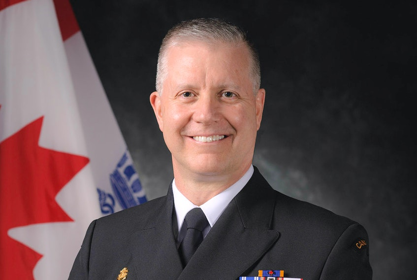 Admiral Art McDonald, originally from New Waterford, was installed as the new Chief of Defence Staff on Thursday during a virtual ceremony in Ottawa.