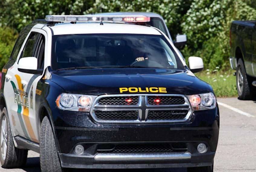 A Cape Breton Regional Police Service vehicle.