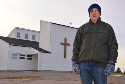 Barry George, of Christmas Island, is one of the people fighting to reopen St. Barra Church. In 2015, the Diocese of Antigonish closed the church and amalgamated the parish with two other nearby parishes.