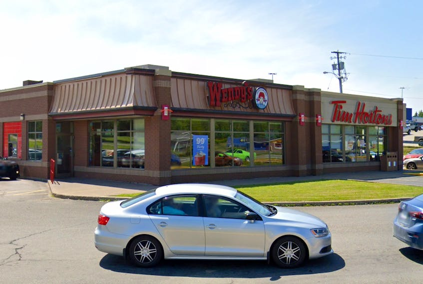 Cape Breton Regional Police responded to a report of mischief at Wendy's restaurant on King Street in North Sydney on Feb. 22.