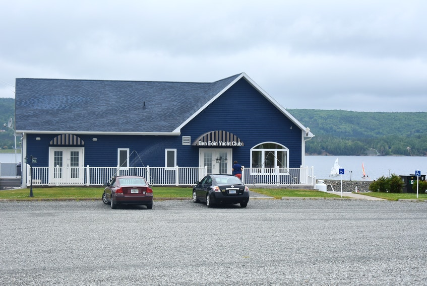 The land on which the Ben Eoin Marina has its yacht club has been placed for sale by Public Works and Government Services Canada as part of the ongoing process of selling off commercial and residential lands formerly owned by Enterprise Cape Breton Corp. The tender for the sale of the land closes Aug. 1.