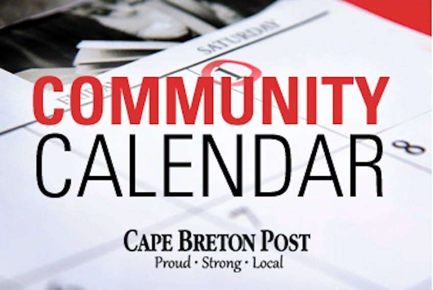 Cape Breton Community Calendar
