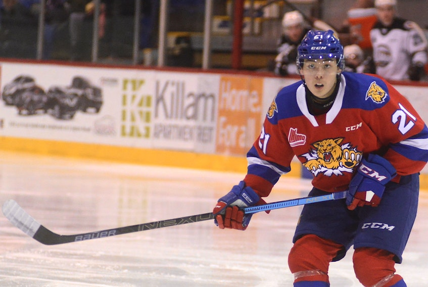 Defenceman Jordan Spence, a Cornwall, P.E.I. native, was traded from the Moncton Wildcats to the Val-d'Or Foreurs for two draft picks and netminder Vincent Fillion, the sixth pick in the 2020 QMJHL draft.