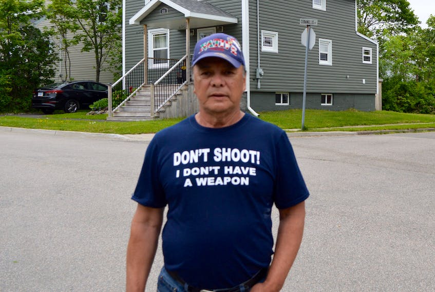 The Cape Breton Regional Municipality removed Cornwallis Street signs from the residential Sydney road on Monday, a day after Mi'kmaq elder Danny Paul showed up ready to do the job himself unless the municipality addressed the atrocities committed by Edward Cornwallis, the 18th-century British governor of the Colony of Nova Scotia.