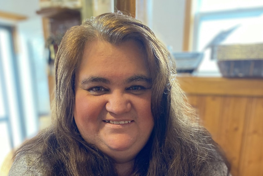 Betty Jane MacIntyre is an 18-year veteran of the call centre Concentrix in Glace Bay.