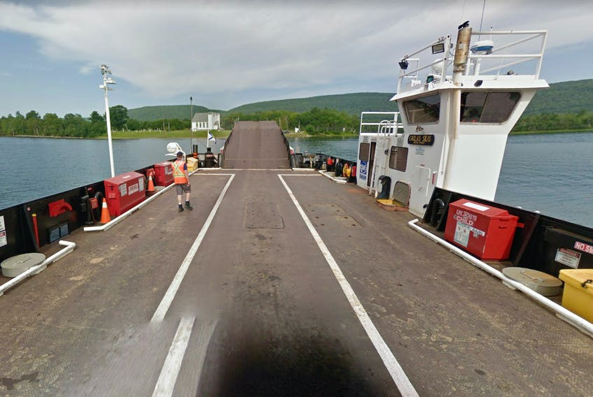 The tender has been reissued for the replacement of the Little Narrows cable ferry. The federal and provincial governments announced the replacement of the 29-year-old Caolas S'ilis, as well as another ferry in Country Harbour, Guysborough County, earlier this year. Source: Google