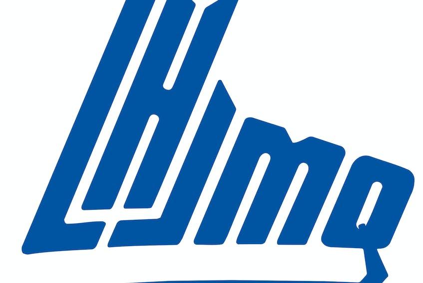 Quebec Major Junior Hockey League logo.