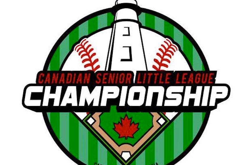 2019 Canadian Senior Little League Championship logo