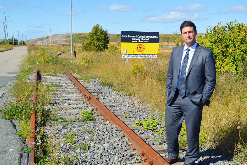 Business Minister Geoff MacLellan says a decision will likely be made in December about the future of a subsidy for preserving the rail line in Cape Breton.