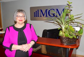 Meet Sheila Gillis - the 'G' in MGM & Associates. A founding partner of the Sydney-based accounting firm, Gillis is one of six inductees who will enter the Cape Breton Business and Philanthropy hall of fame at a gala event to be held on May 22 at the Membertou Trade and Convention Centre.