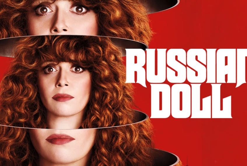 """""""Russian Doll"""" (shown), """"Special,"""" and """"Selling Sunset"""" are three shows on Netflix that get a thumbs up from  columnist Jill Ellsworth."""