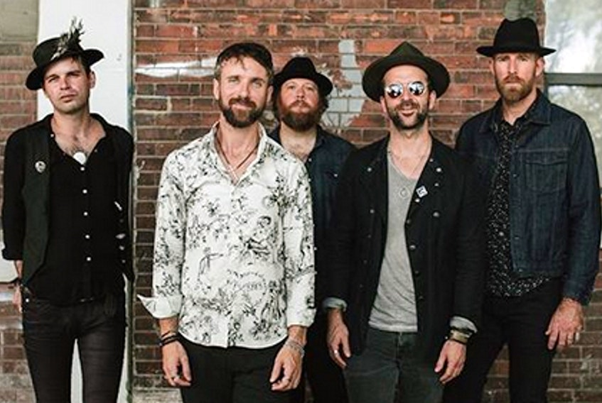 The Trews will be the featured act during the Breton Brewing Beer and Music Festival 2019: Under The Breton Sky, to be held June 29.