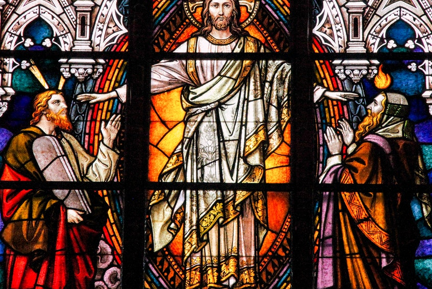 In Jesus' day there were about 3,500 religious rules and laws which resulted from the Ten Commandments. STOCK IMAGE