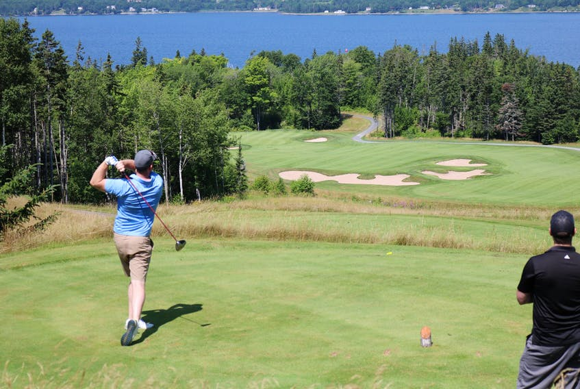 With a debt considered to be insurmountable by many shareholders, the Ben Eoin Golf Club Ltd. saw the Ben Eoin Development Group as a buyer that would invest in the product and market the area as a tourism destination. The Cape Breton Ski Club is challenging the transaction in court by claiming it has a first right of refusal of taking over the golf course property.