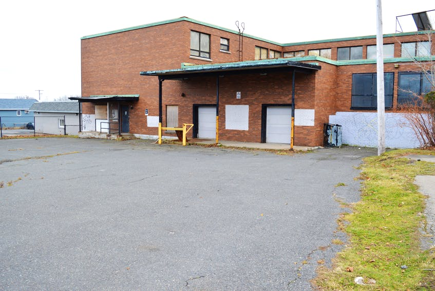 The former Glace Bay post office property purchased by the Cape Breton Regional Municipality from the federal government in October is the proposed site for a new police station in east division. Municipal officials say contaminants in the building have to be dealt with prior to demolition.