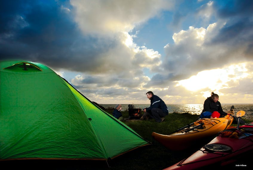 CorneyBrook features 22 unserviced, oceanside campsites in Cheticamp. Hiking and ocean swimming are available nearby.