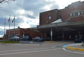 Cape Breton Regional Hospital in Sydney.