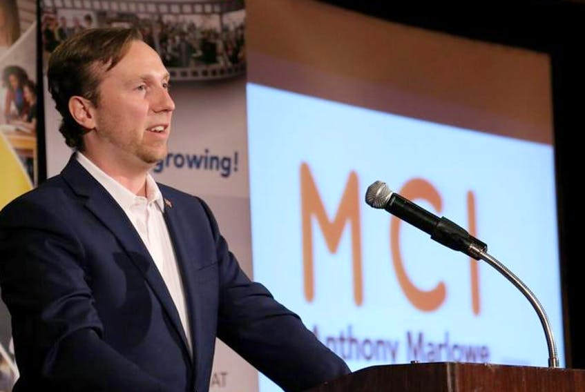 Anthony Marlowe, a 39-year-old businessman from Iowa City, Iowa, is on the cusp of purchasing the ServiCom Canada Ltd. call centre in Sydney. Marlowe, CEO of Marlowe Companies Inc., was part of a group of investors that attempted to reach an agreement to buy ServiCom Canada on Dec. 5 before it collapsed when an agreement couldn't be reached with ServiCom's receivables financer, Coral Capital Solutions.