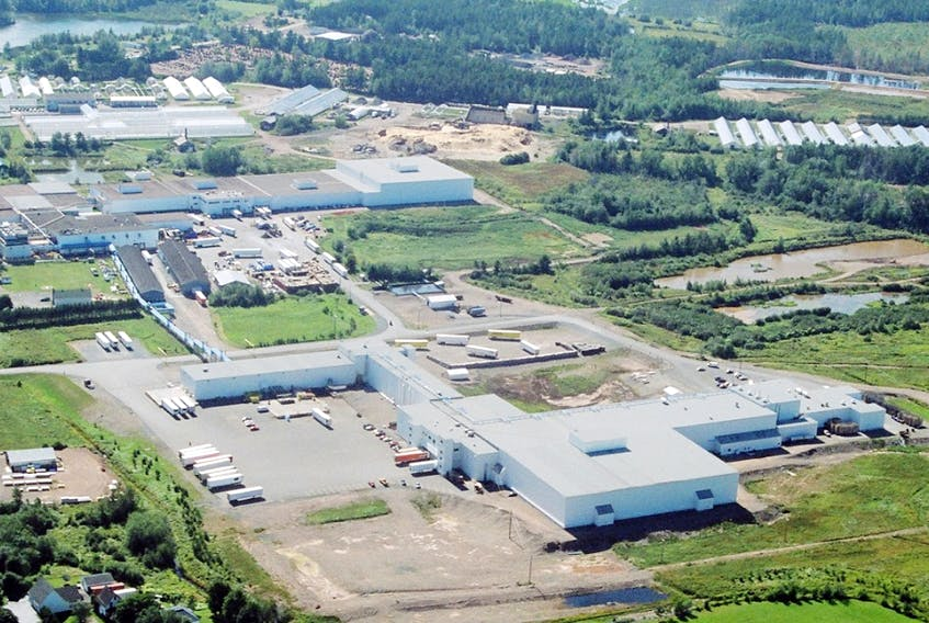 Oxford Frozen Foods in Cumberland County has grown since its first processing plant opened 50 years ago. The company has expanded several times including an $8.4-million upgrade in 1998.