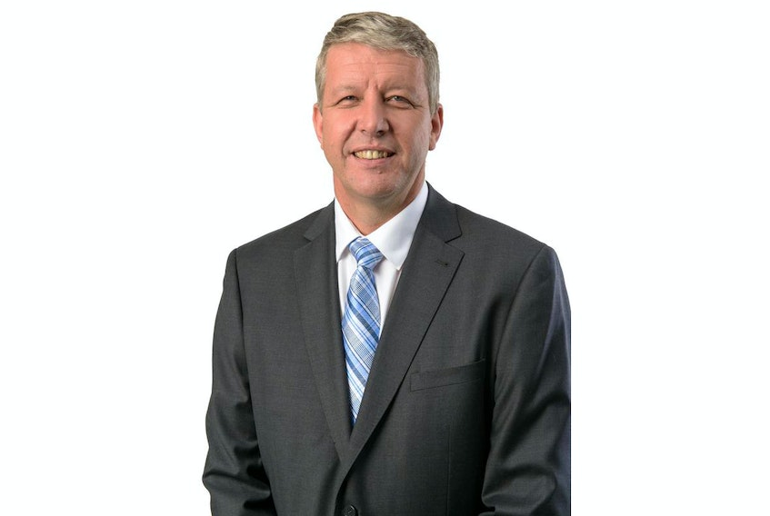 John Lohr is one of five candidates running to be the next leader of the Nova Scotia Progressive Conservatives.