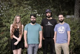 The Town Heroes' new album (their fourth) launches Friday at the Seahorse Tavern.