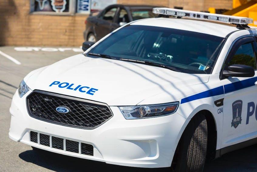 A Halifax Regional Police patrol car. - FILE