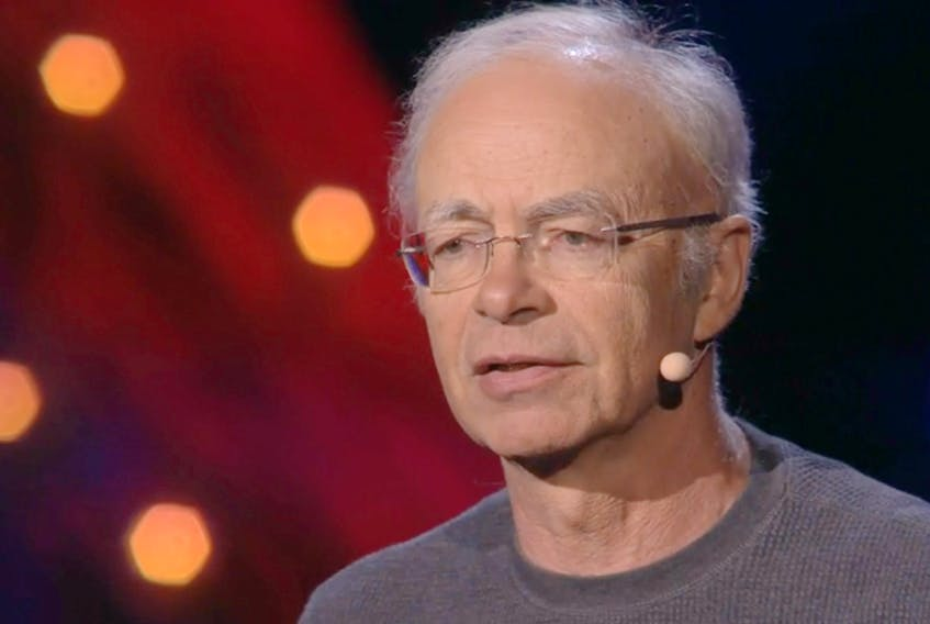 Peter Singer, a philosophy professor at Princeton University, is scheduled to speak at Dalhousie University's Schulich School of Law in October. Objections are being raised about his appearance, and it's not an anomaly; his lectures at universities are often met with protests from the disabled rights community.