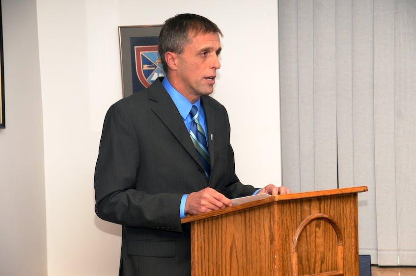 Bay Roberts Deputy Mayor Walter Yetman. - SaltWire Network