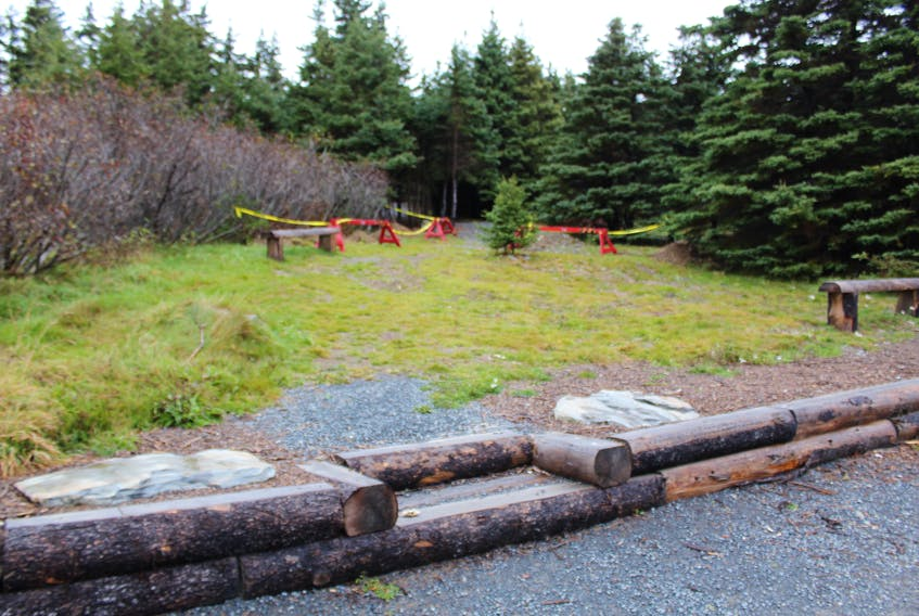 Planning for the trail has been ongoing for about two years.