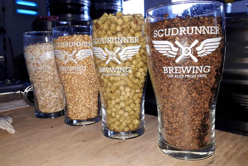 After about eight months of operation, Gander-based microbrewery Scudrunner Brewing is up for sale. Co-owner David Jerrett said there have been opportunities to sell the brewery's equipment, but the intent is see it maintained as a local business.