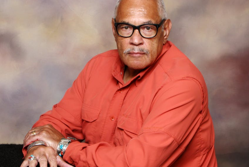 Calvin Lawrence author of Black Cop: My 36 years in Police Work, and My Career-Ending Experiences with Official Racism.