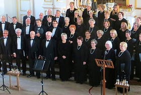 Members of the Cape Breton Chorale perform regularly throughout Cape Breton during the year. CONTRIBUTED