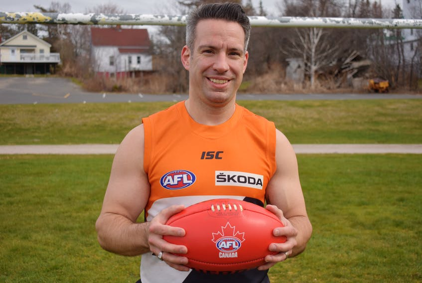 Chris Bourque of Sydney River will attend Canada's national men's Australian rules football team training camp this weekend in Edmonton, Alta. In total, 60 players will take part in the camp, all with the goal of representing the country at the 2020 Australian Football International Cup in Melbourne, Australia.