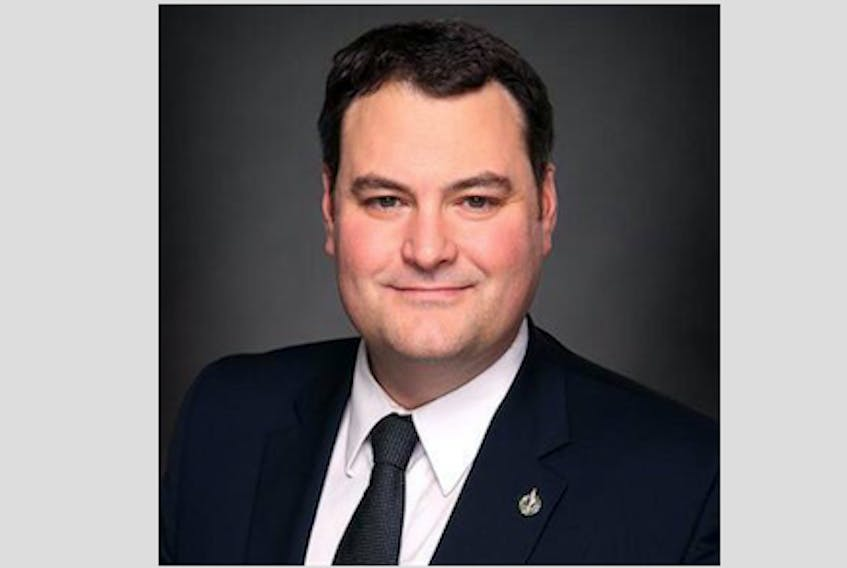 West Nova MP Colin Fraser was first elected to the House of Commons in 2015. He says he will not run in 2019.