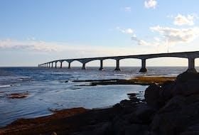 The 12.9-km Confederation Bridge opened on May 31, 1997.