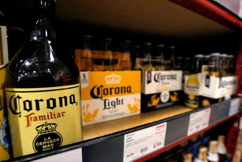 Constellation Brands, the owner of the Corona brand of beer, denies there has been any decline in Corona sales despite the similarity in name to the coronavirus pandemic, renamed Covid-19.