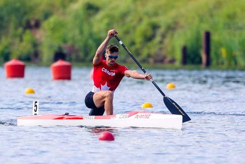 Dartmouth's Craig Spence is one of five Nova Scotians on Canada's canoe kayak team that begins competition today at the Pan Am Games in Lima, Peru. Alexa Irvin (Kentville), Anna Negulic (Bedford), Jacob Steele (Halifax) and Marshall Hughes (Waverly) are also on the team. - Canoe Kayak Canada