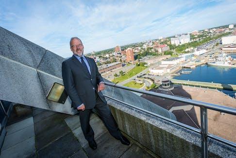Halifax Partnership's interim President and CEO.