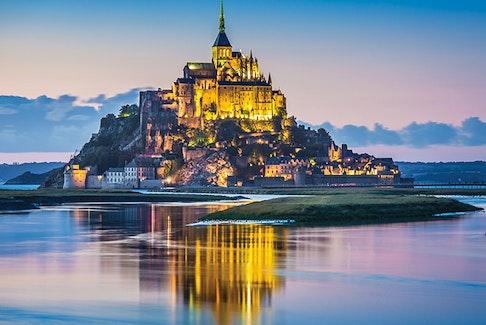 Le Mont-Saint-Michel  ©123RF