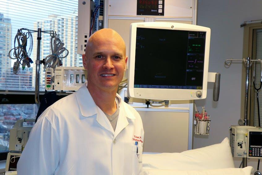 Dr. Rob Green is senior medical director, Trauma Nova Scotia (Nova Scotia Health Authority), and a critical care and trauma physician at the QEII Health Sciences Centre.